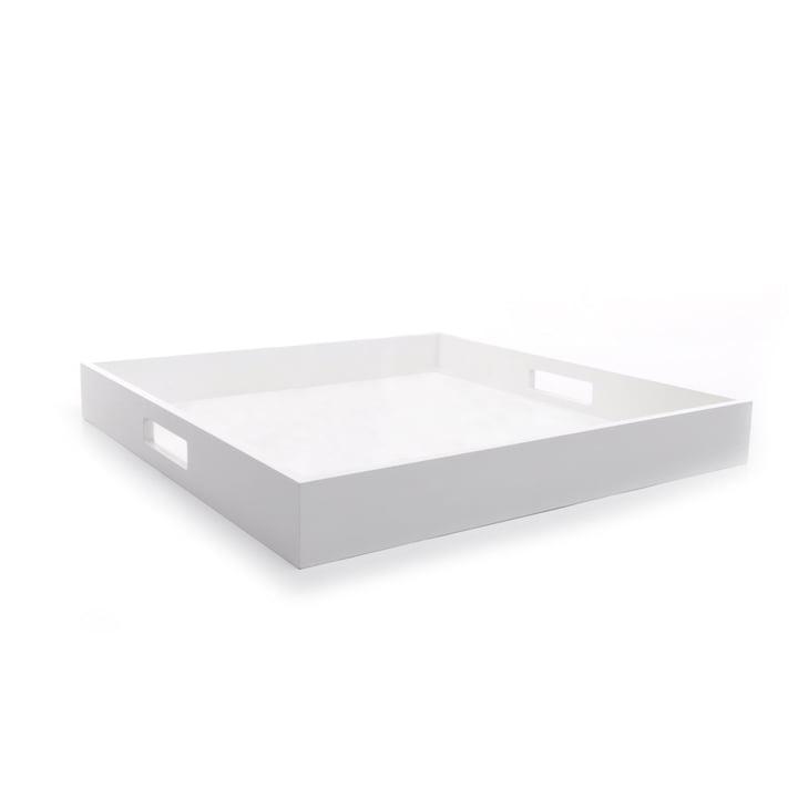 Zen Tray Medium von XLBoom in Weiß