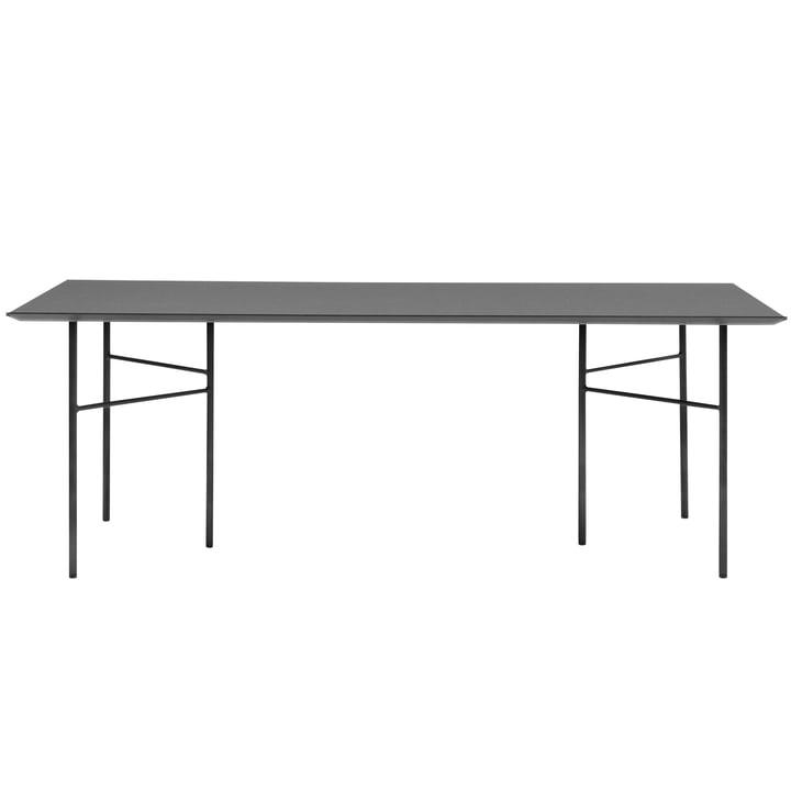 Mingle Tischplatte und Untergestell von ferm Living