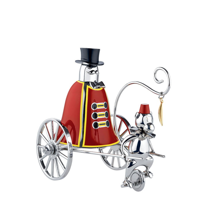The Ringleader Tischglocke (Limited Edition) von Alessi