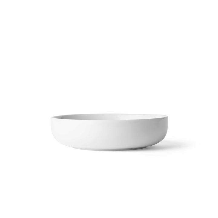New Norm Schale Ø 13,5 cm Low von Menu in Weiß