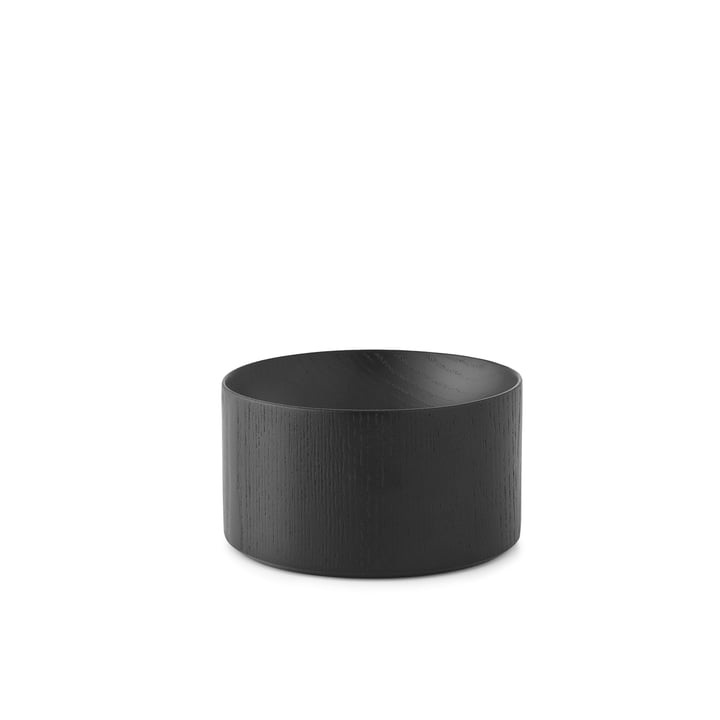 Moon Tray Medium von Normann Copenhagen in Schwarz