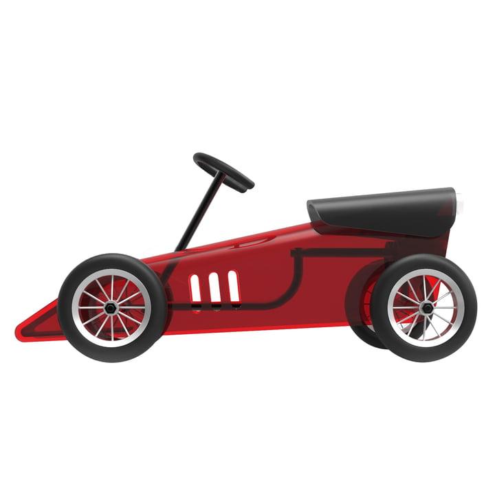 Discovolante Rutschfahrzeug von Kartell in Rot