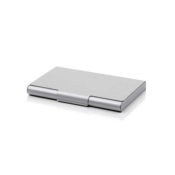 Lexon - Card Box, aluminium