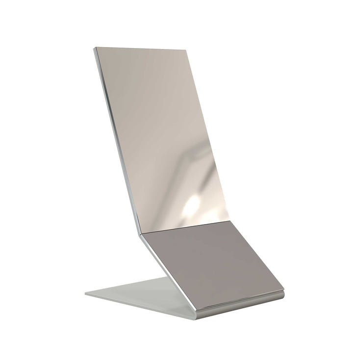 Der Frost - Unu Tischspiegel in weiß