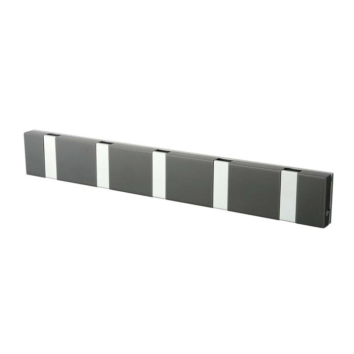Knax Lite 5er Garderobe von LoCa in Grau
