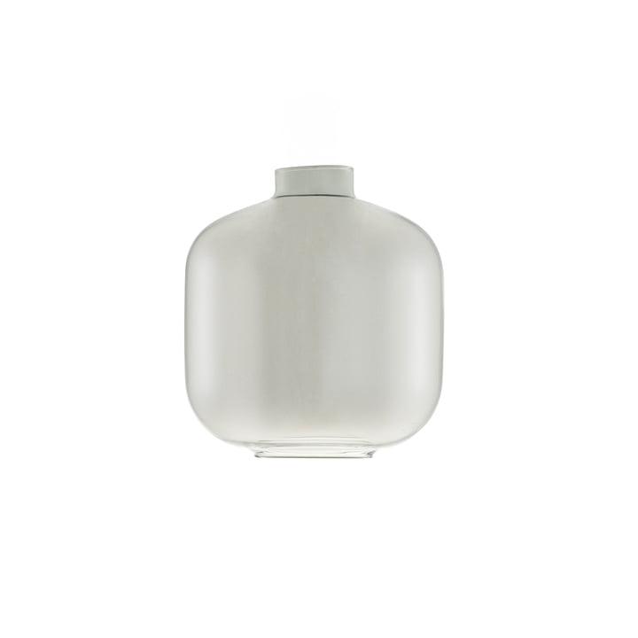 Ersatzglas für Amp Pendelleuchte small von Normann Copenhagen in Smoke / Black
