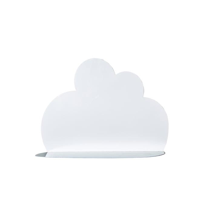 Das Bloomingville - Cloud Shelf in small, weiß