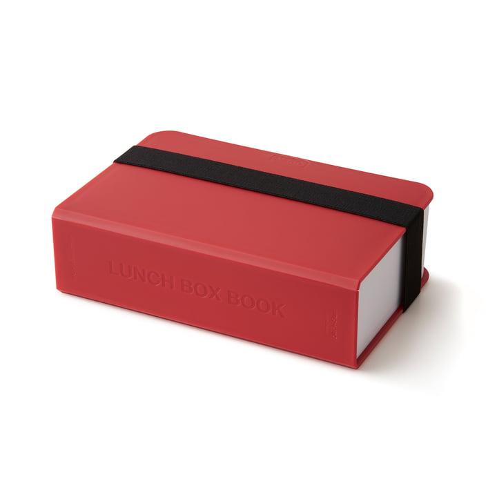 Lunch Box Buch von Black + Blum in Rot