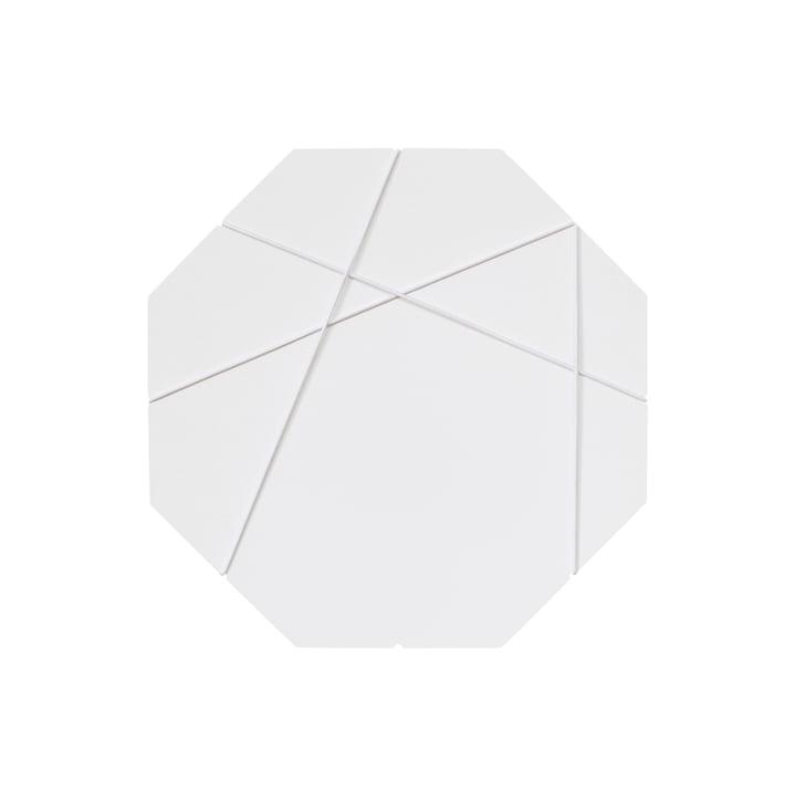 Pinboard A4 von Nichba Design in Weiß