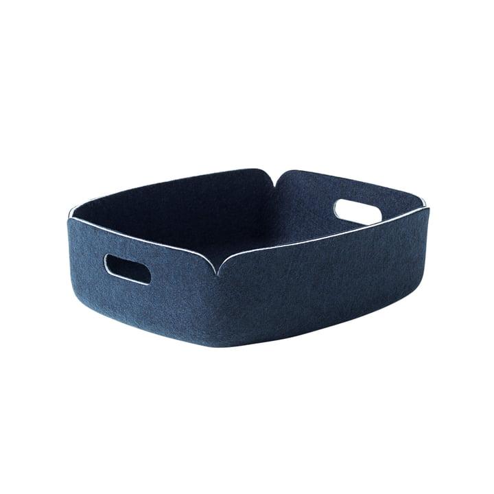 Muuto - Restore Tablett, midnight blue