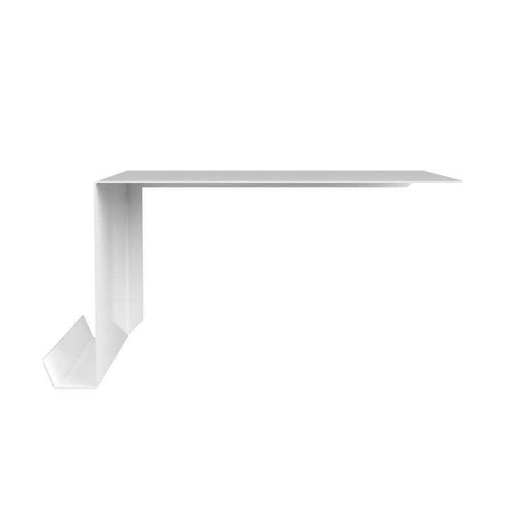 Shelve02 links von Nichba Design in Weiß