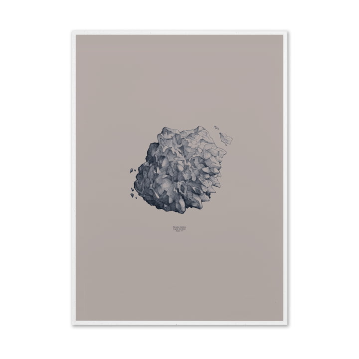 Paper Collective - 1:1 Hailstone (everest grey)