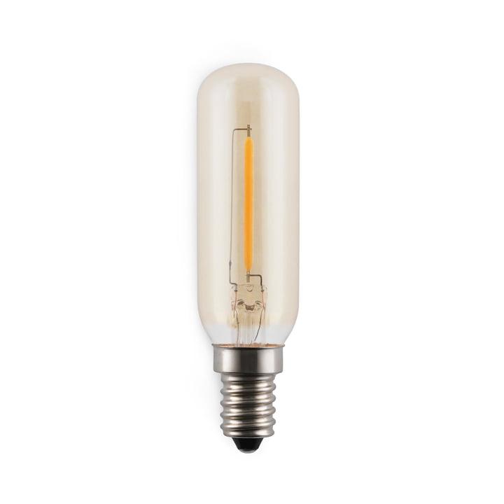 Amp LED Leuchtmittel E12-E14 / 2 W, klar von Normann Copenhagen