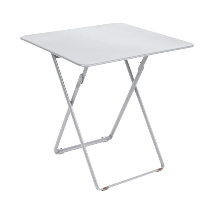 Plein Air Tisch 71 x 71 cmvon Fermob in Baumwollweiß