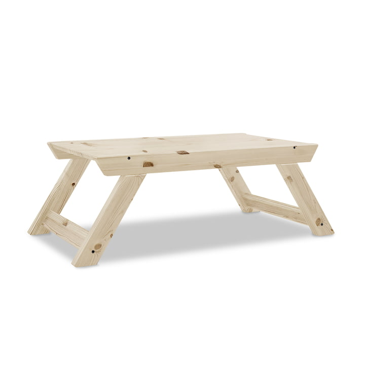 Bebop Tisch von Karup in Kiefernholz natur