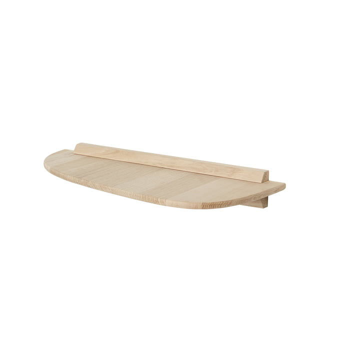 Wandablage 40 x 18 cm von Andersen Furniture in Eiche
