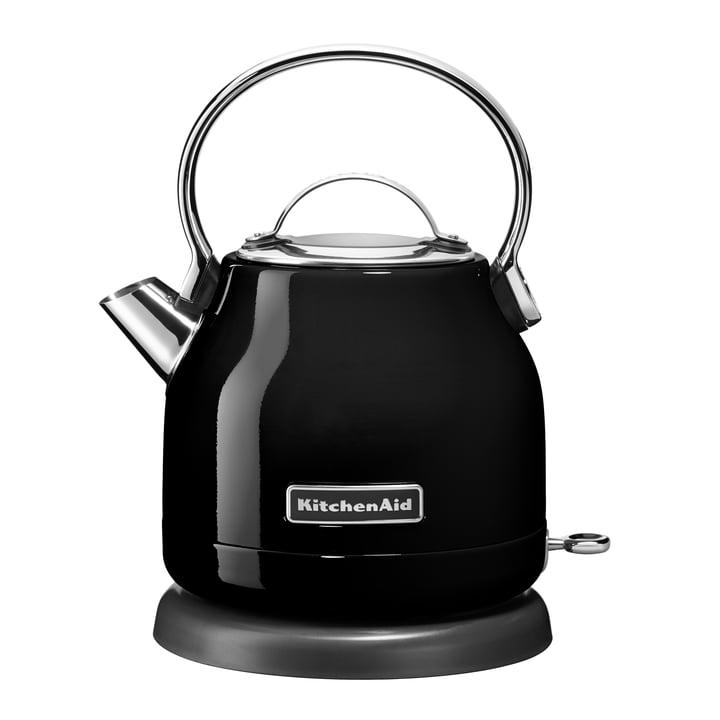 Wasserkocher 1,25 l (5KEK1222) von KitchenAid in Onyx Schwarz