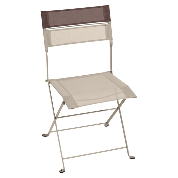 Latitude Stuhl von Fermob in Muskat
