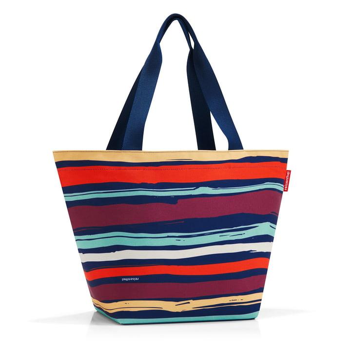 shopper M von reisenthel in artist stripes