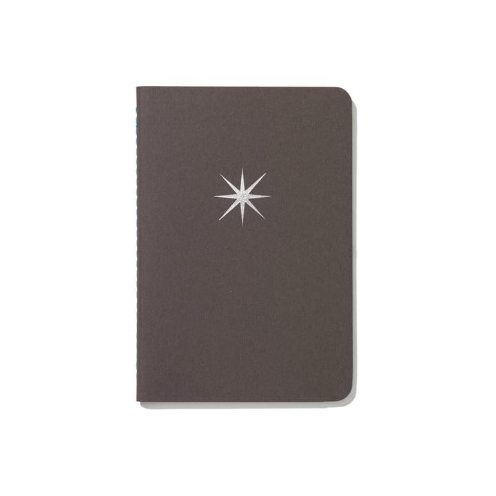 Notizbuch Softcover Pocket Star von Vitra