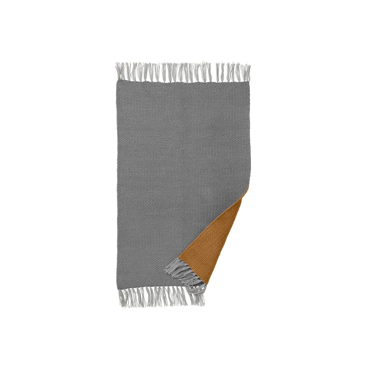 ferm Living - Nomad Teppich small, 60 x 90 cm, curry