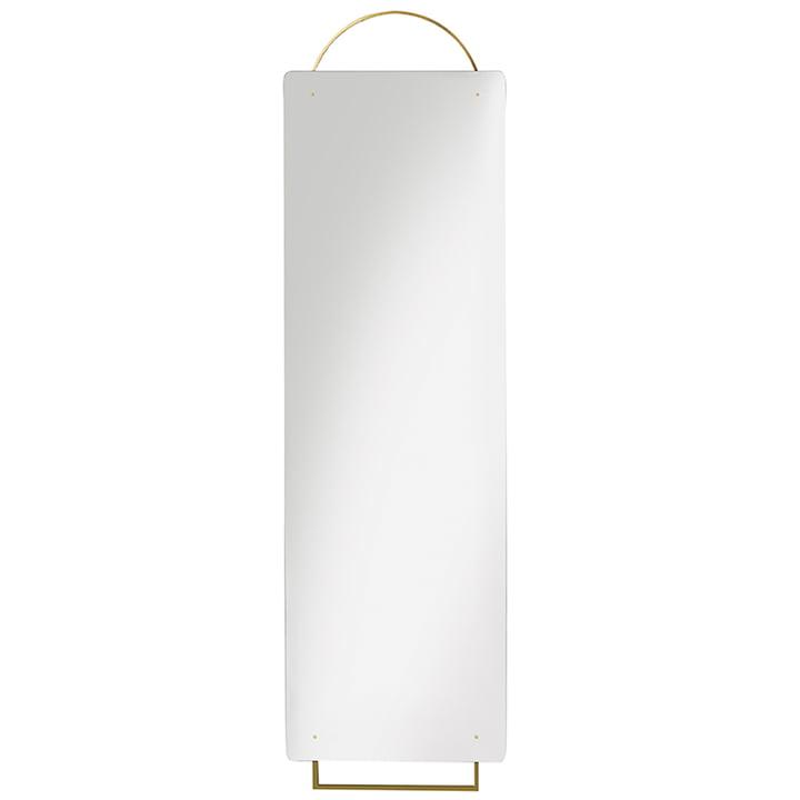 Adorn Messing-Spiegel 45 x 159 cm von ferm Living