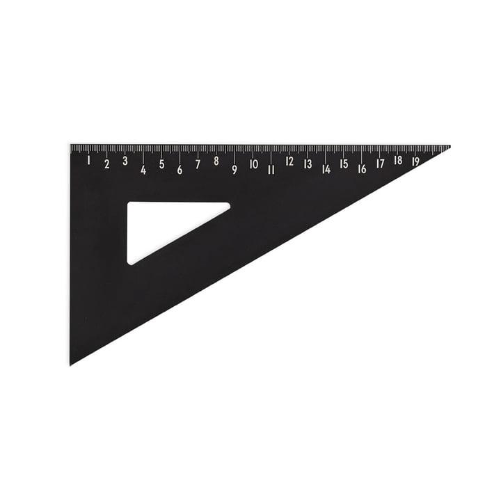 Dreieck-Lineal von Design Letters