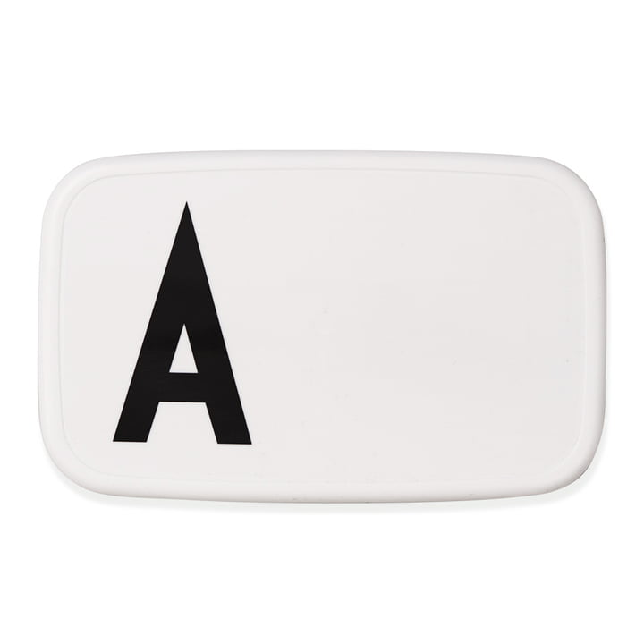 Personal Lunch Box A von Design Letters