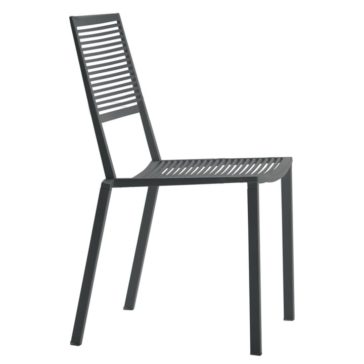 Easy Stuhl von Fast in Schwarz