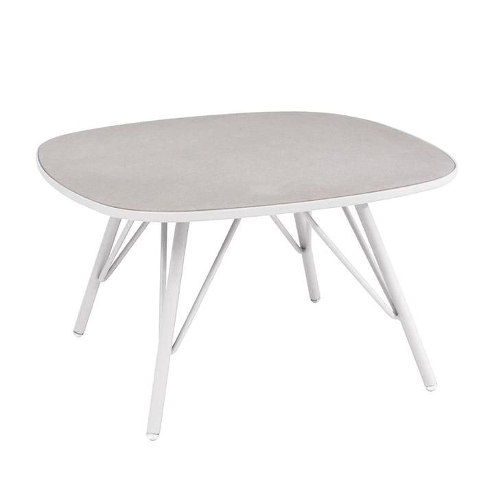 Lyze Tisch 70 x 70 cm von Emu in Weiß