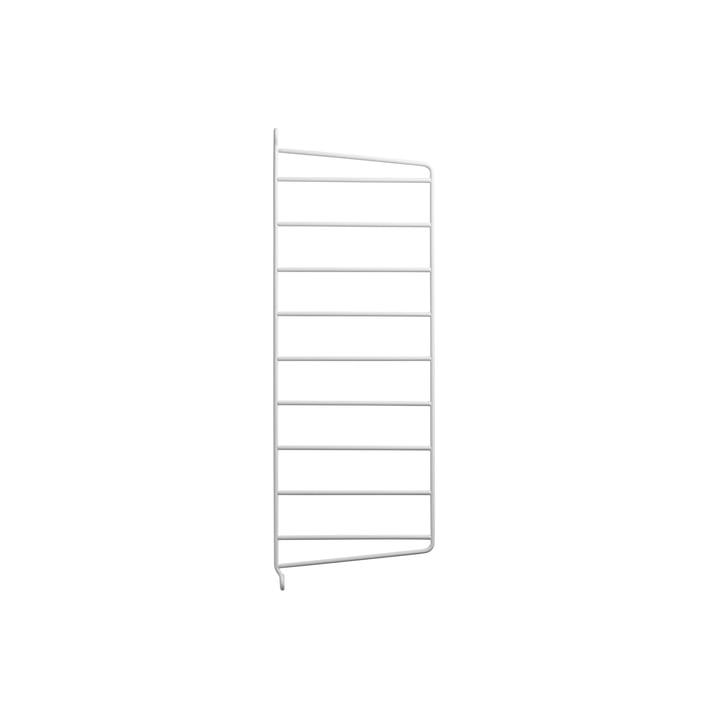 Wandleiter für String Regal 50 x 20 cm von String in Weiß