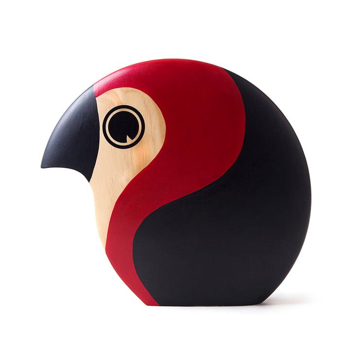 Handbemalter Holz-Vogel von ArchitectMade