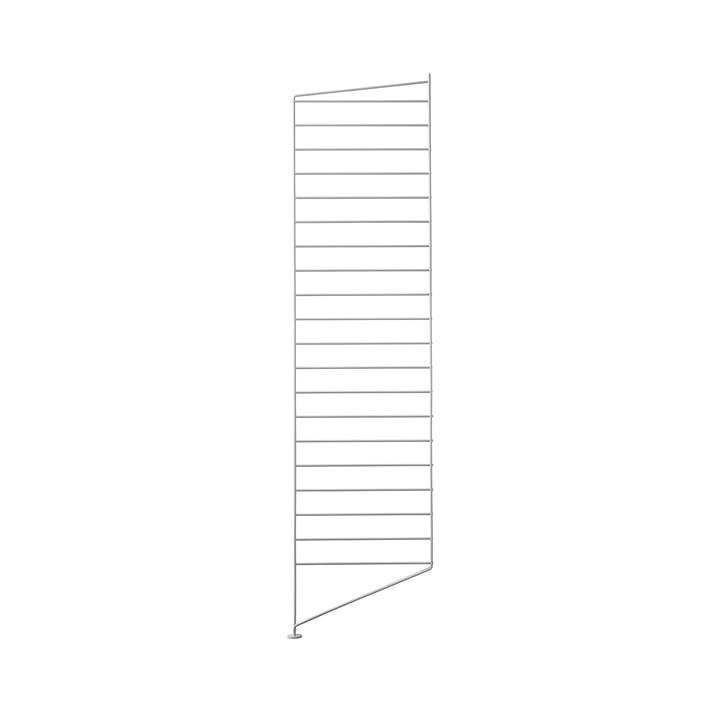 Bodenleiter 115 x 30 cm von String in Grau