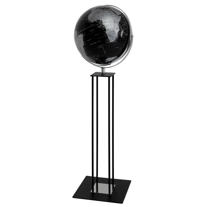 Worldtrophy Standglobus von emform in Black night