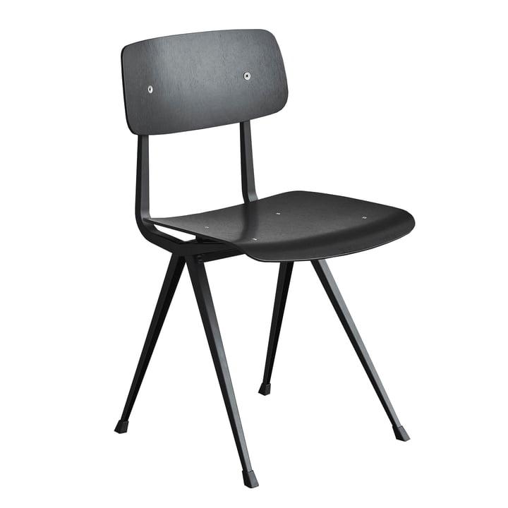 Result Chair von Hay in Schwarz