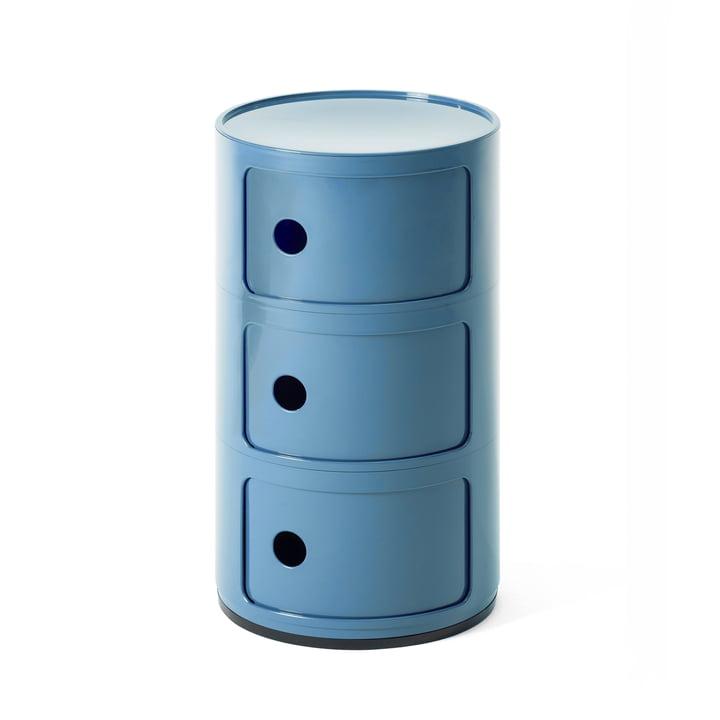 Componibili 4967 von Kartell in blau
