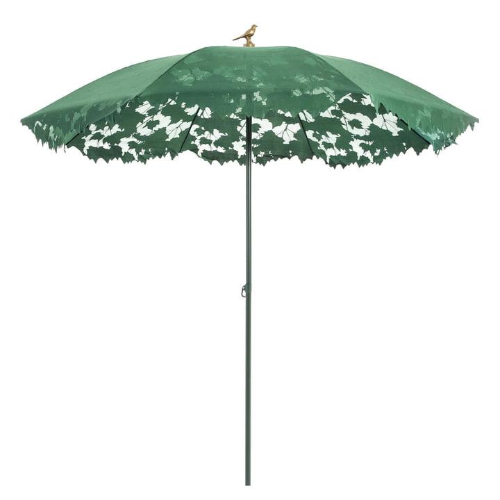 Droog Design - Shadylace Sonnenschirm Ø 245 cm, grün
