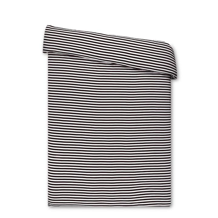 Tasaraita Deckenbezug von Marimekko in Schwarz / Weiß