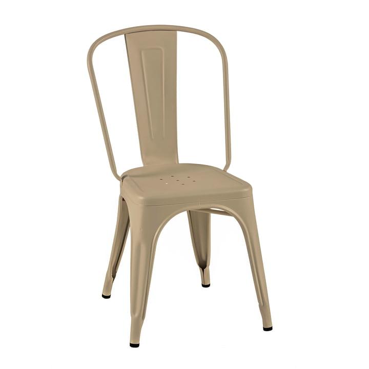 A Chair von Tolix in Muskat matt