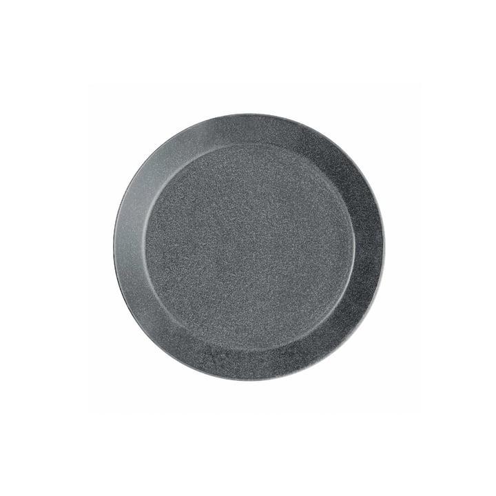 Teema Teller flach Ø 17 cm von Iittala in gesprenkelt Grau