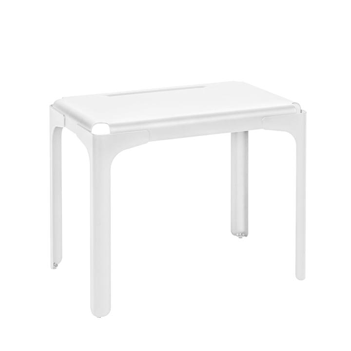 Rhino Kindertisch von Tolix in Weiß matt