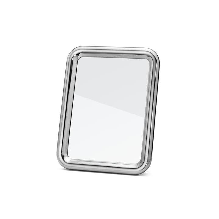 Tableau Tischspiegel small von Georg Jensen in Aluminium