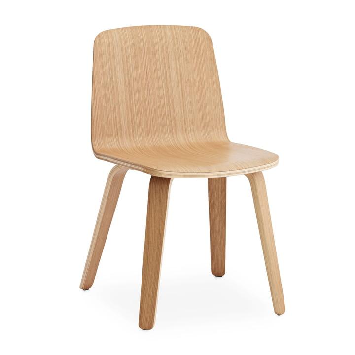 Just Stuhl von Normann Copenhagen in Eiche natur