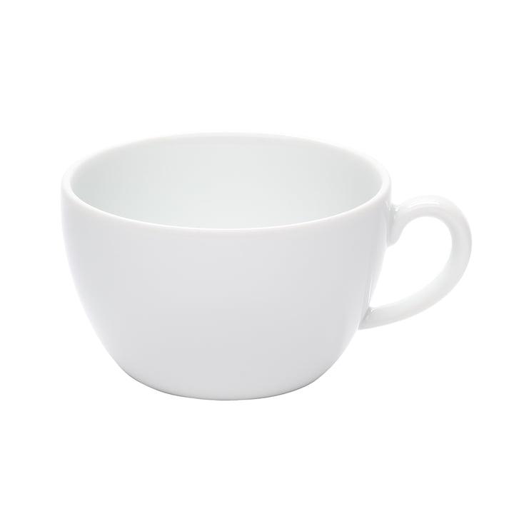 Die Kahla - Pronto, Cappuccino-Obertasse, 0.25 l in weiß