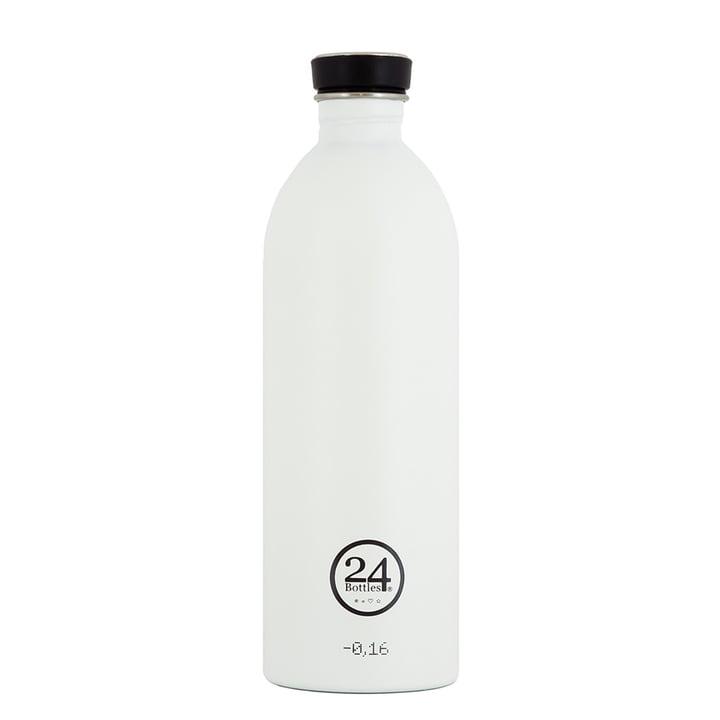 24Bottles - Urban Bottle 1.0 L, weiß