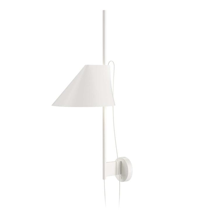 Die Louis Poulsen - Yuh Wandleuchte LED in weiß