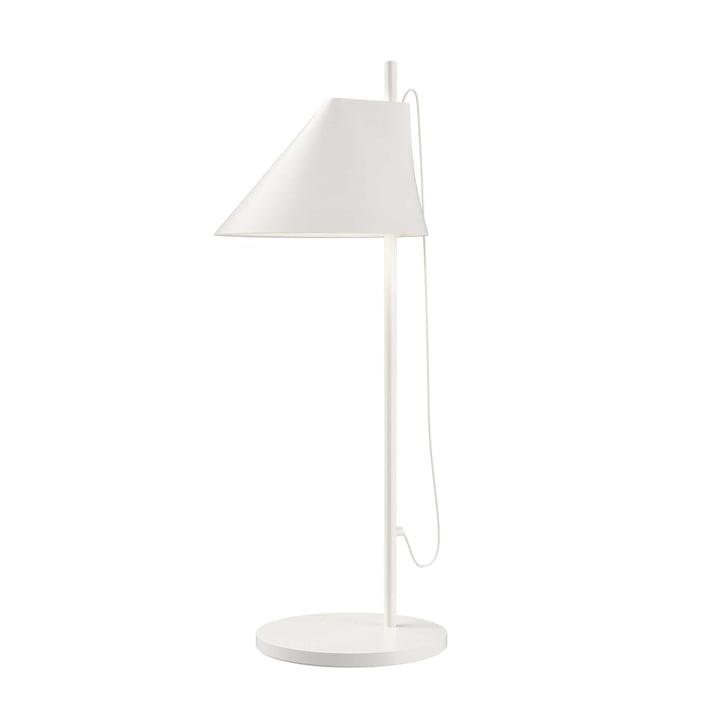 Die Louis Poulsen - Yuh Tischleuchte LED in weiß