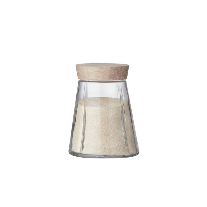 Grand Cru Gewürzglas 125 ml von Rosendahl mit Deckel in Eiche