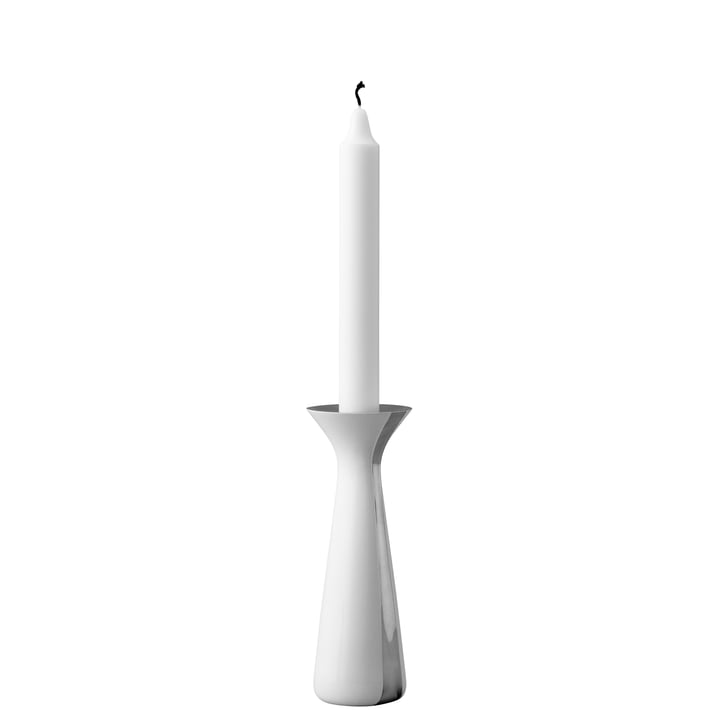 Unified Kerzenständer H 17 cm von Stelton in Weiß