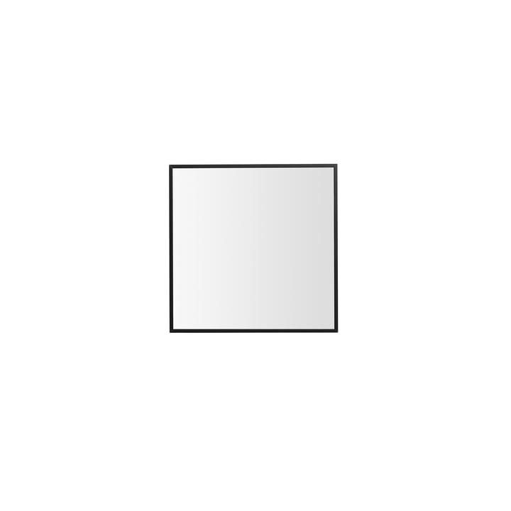 by Lassen - View Spiegel 29,7 x 29,7 cm, schwarz